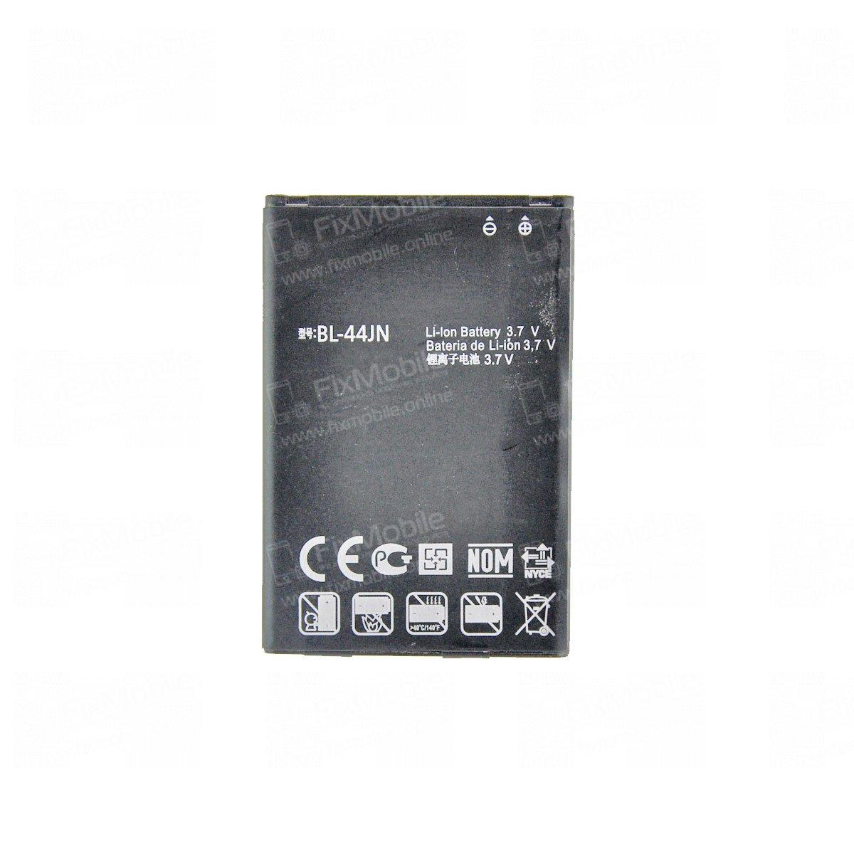 Аккумуляторная батарея для LG Optimus Sol (E730) BL-44JN