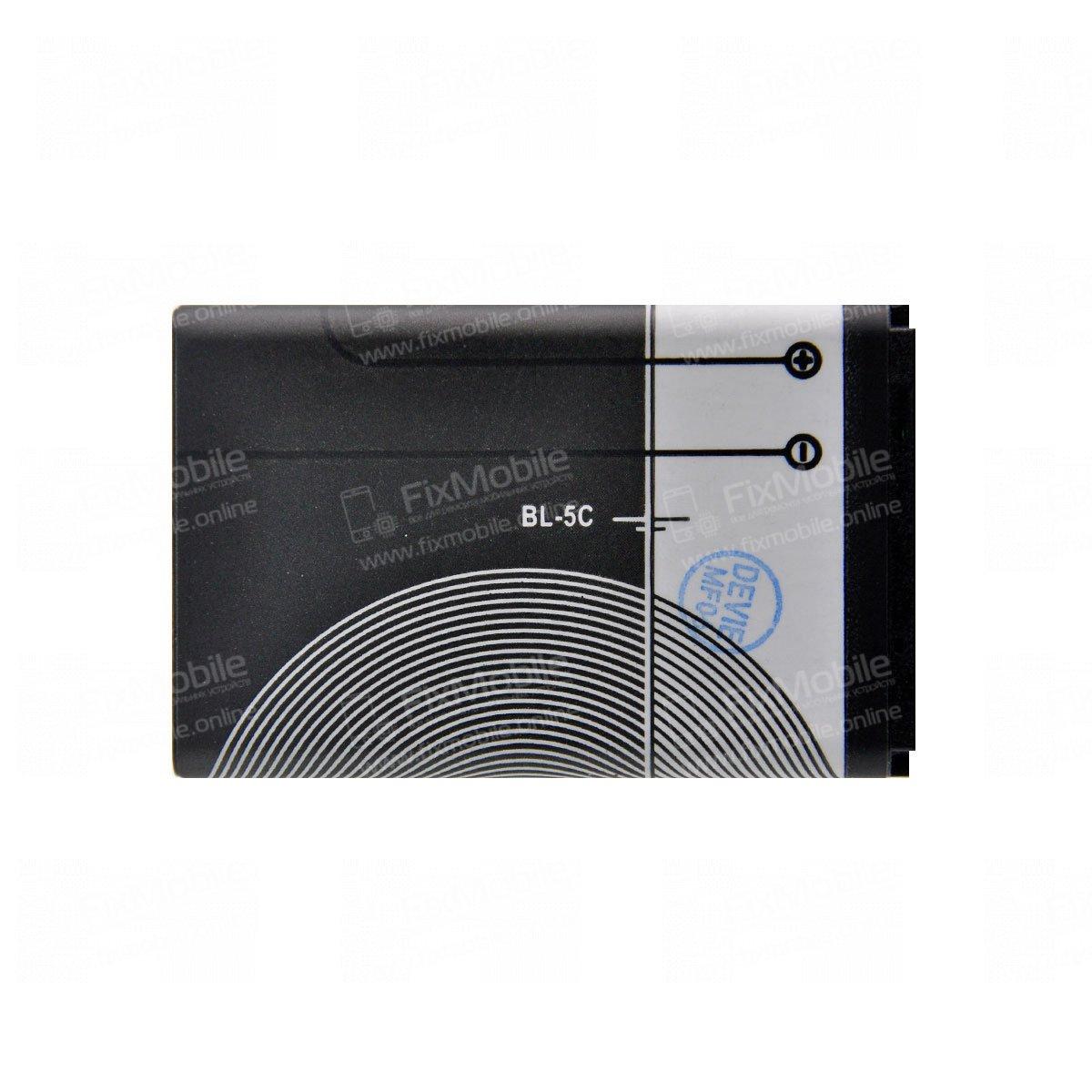Аккумуляторная батарея для Nokia 1100 BL-5C