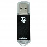 USB-флеш 32GB SmartBuy V-Cut (черная)